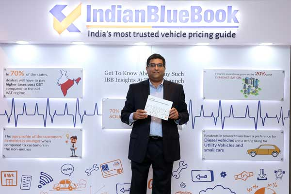 Demonetization diminishes India's 3.6 million unit pre-owned car market by 6%; however, market has since recovered