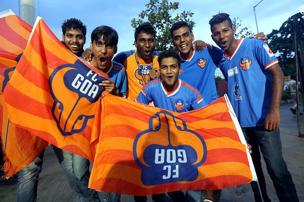 From Brazilians to Spaniards, FC Goa make the switch