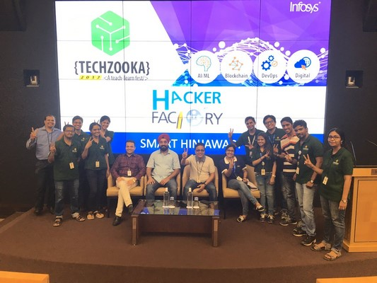 Infosys Pune Concludes TECHZOOKA2017