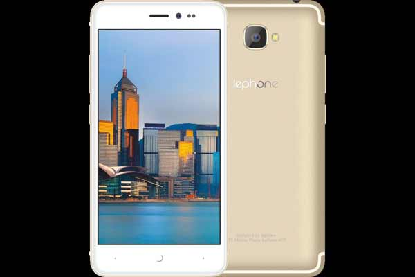 lephone launches its latest W15 with 2GB RAM