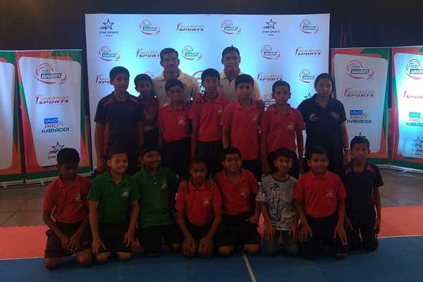 KBD Juniors Received Overwhelming Response In Pune