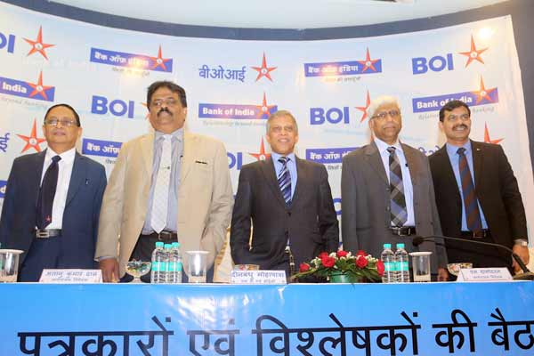 Bank Of India net profit zooms by 40.94%