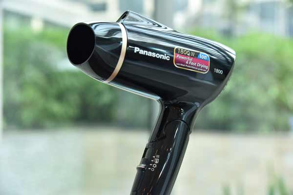 Level up your hair care with the new range of Panasonic hair dryers