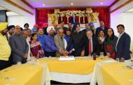 Festivities Galore at Madam Sonia Gandhi's Birthday celebration by INOC, USA
