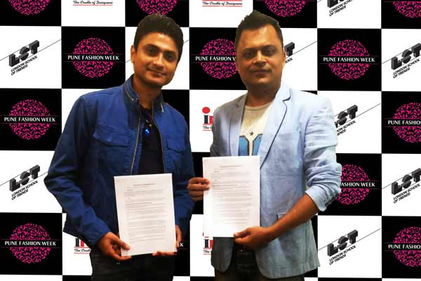 Pune Fashion Week collaborates with London School of Trends