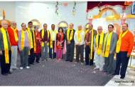 Hari Om Mandir celebrates New Year with Akhand Ramayan Path