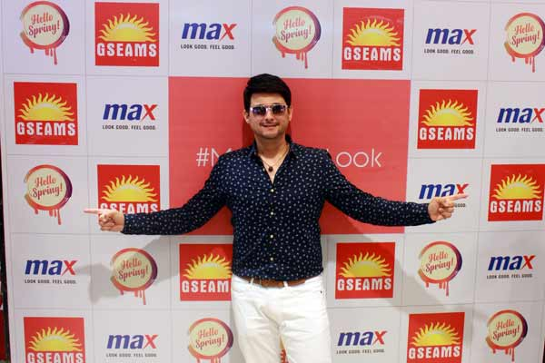 Max Fashion unveils its 'Spring 2018 Collection' with Swwapnil Joshi