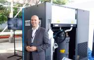 Atlas Copco launches new air compressors at its Chakan factory