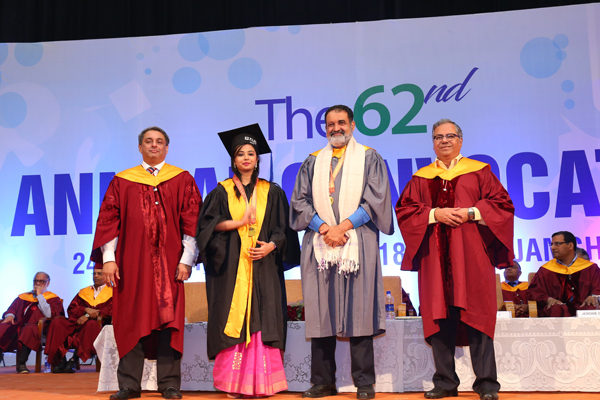 XLRI Holds 62nd Annual Convocation