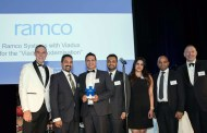 Ramco Systems wins the 'Imagination' Award at the 2018 ISG Paragon Awards