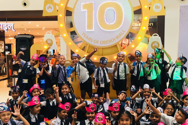 Oberoi Mall, Goregaon turns 10