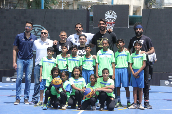 YKBK Enterprise brings the first ever FIBA 3x3 recognised Pro Basketball League to India, the 3BL – 3x3 Pro Basketball League