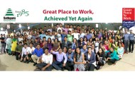 """Sathguru Management Consultants wins the prestigious """"GREAT PLACE TO WORK"""" Certification"""", Yet Again"""