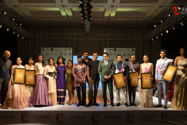 Walking the ramp for tribal children; Pune Fashion Fiesta concludes its season 2