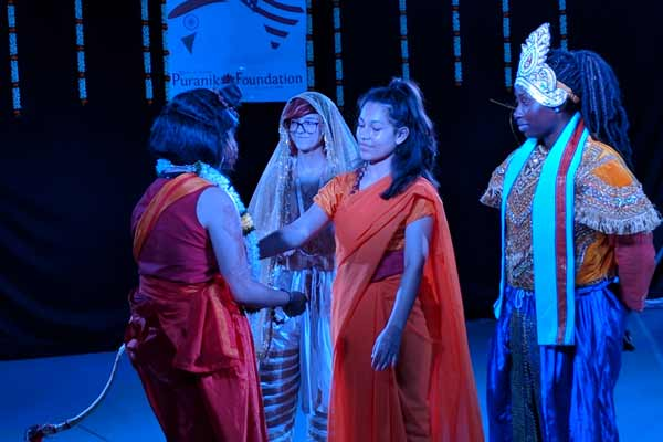 Puranik Foundation Impact India USA and India students cultural showcase