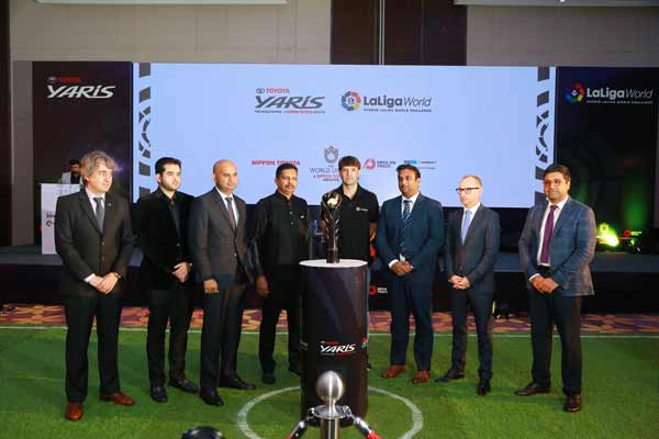 Girona FC to become the first LaLiga team to play in India