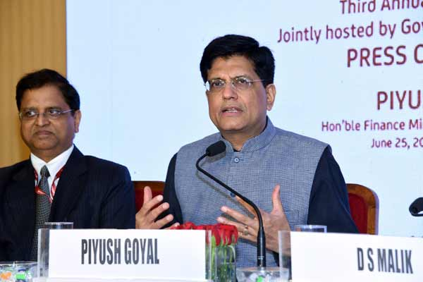 India to look forward for investments in 9 more projects from Asian Infrastructure Investment Bank, says Piyush Goyal