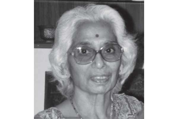 Sudha Naravane, famous News Reader and noted Marathi Author passed away