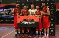 3x3 Pro Basketball League's inaugural season is completed with Delhi Hoopers emerging victorious
