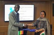 EXIM BANK EXTENDED A LINE OF CREDIT OF USD 24.50 MILLION TO THE GOVERNMENT OF THE REPUBLIC OF SENEGAL