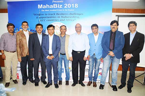 Gulf Maharashtra Business Forum to organize MahaBiz 2018 in Dubai