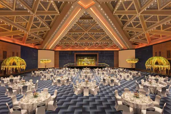 The Grandest Convention Center in Bengaluru to debut at The Sheraton Grand Bengaluru Whitefield Hotel and Convention Center