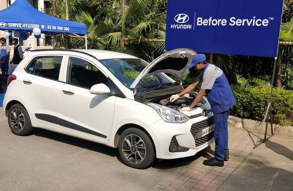 Garve Hyundai organizes Mega Before Service Camp and Free Car Care Clinic