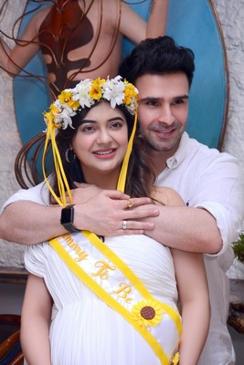 Girish Kumar & Krsna Taurani's baby shower was a fun affair
