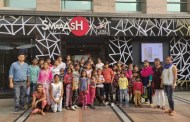This Children's Day SMAAASH in association with Alamb NGO treats underprivileged kids to the fascinating World of Virtual Reality and Arcade Games