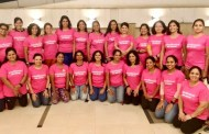 Pinkathon : 26 Women from between the age group of 30 years to 55 years will be running 160 kms