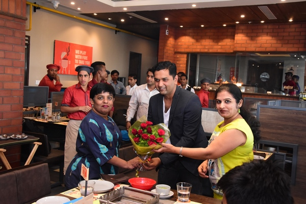 PUNE GETS ITS 6TH BARBEQUE NATION OUTLET