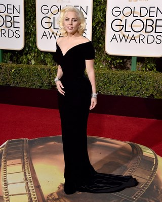 LADY GAGA TO CREATE HISTORY AT THE 76TH GOLDEN GLOBE AWARDS