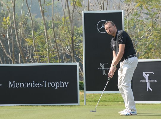 The Mercedes Golf Trophy 2019 To Flag Off From Pune's Picturesque Oxford Golf Resort