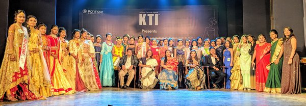 Students display their creativity and talent at KTI Fashionista 2018-19 in Pune