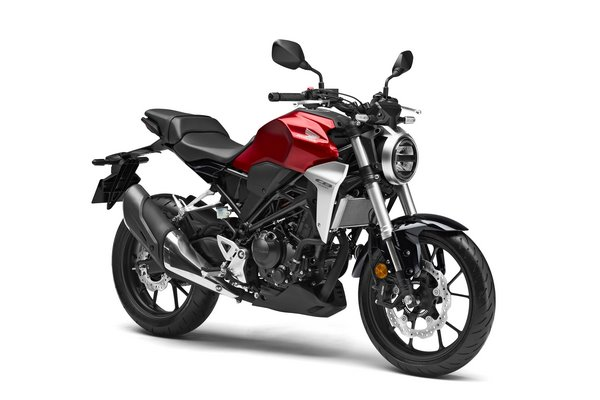 Honda 2Wheelers India launches CB300R in India!