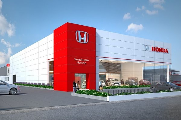 Honda Cars India Implements New Corporate Identity For Their Dealer Network Across India