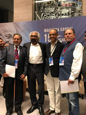 Indian Overseas Congress, USA contributes towards Congress party manifesto