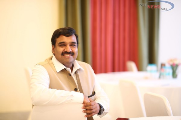Ajay Data becomes first Asian to be elected as Chairman of UASG