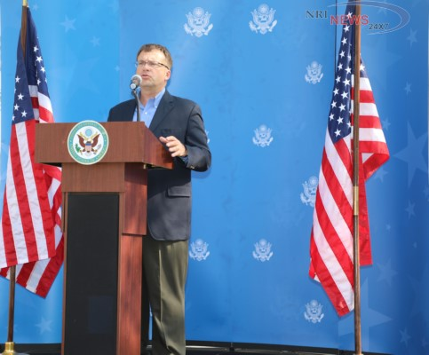 United States Consulate General Mumbai Welcome U.S. Citizens for Annual Town Hall and Picnic
