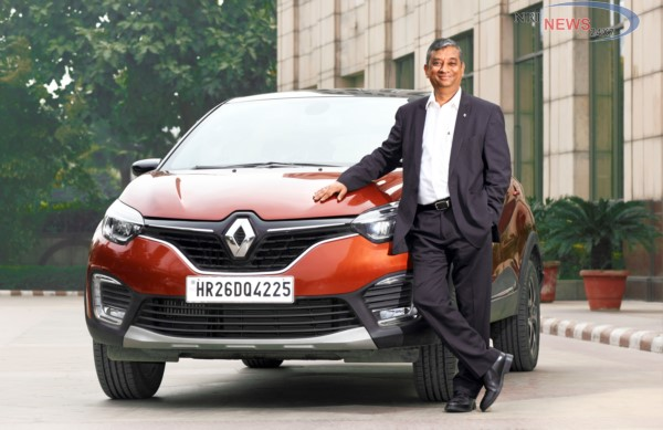 RENAULT INDIA'S STRONG BUSINESS STRATEGY TO DOUBLE VOLUMES IN THE MEDIUM TERM