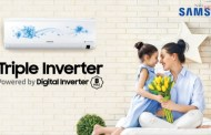 Samsung India Launches Triple Inverter Technology powered ACs