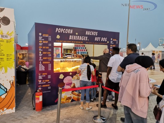 Mukta A2 Cinemas takes its specialty-food menu to Bahrain for the 2019 Formula 1 GP