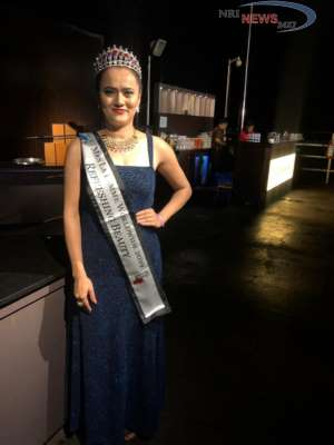 Pooja Wagh from Pune wins 'Timeless Refreshing Beauty' title in 'La Femme Worldwide' pageant