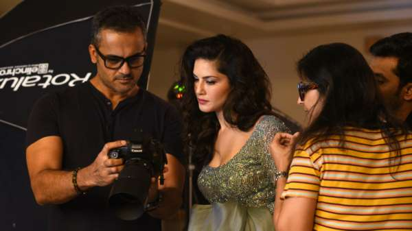 'Fashion and Glamour Lighting Masterclass' in Pune by Sameer Belvalkar