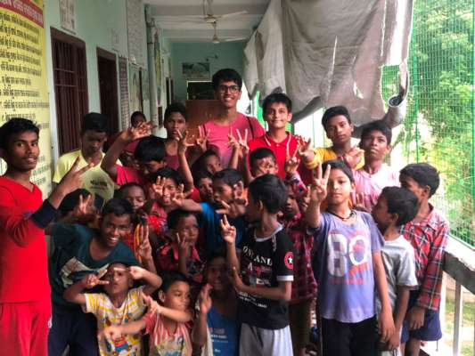 Mumbai Youth Conduct On-Ground Relief Work In Cyclone Fani Affected Parts Of Odisha