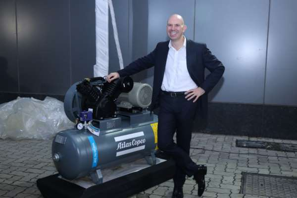 Atlas Copco launches five new air compressors across industry segments