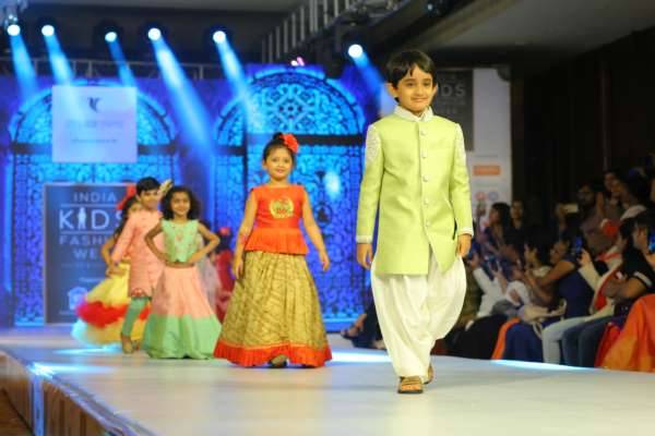 India Kids Fashion Week Hyderabad Runway Show Concludes At Taj Deccan Nrinews24x7