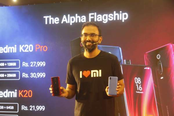 Xiaomi launches its Flagship Redmi K20 series and Redmi 7A in Pune