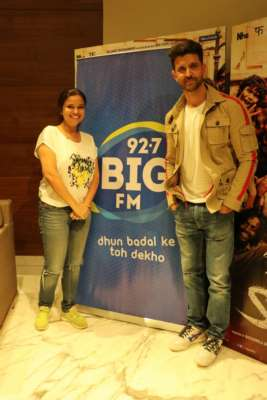92.7 BIG FM AND SUPER 30 SUPERSTAR HRITHIK ROSHAN JOIN HANDS IN CHANGING THE MINDSET AMONG PEOPLE