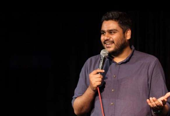 Get ready to laugh out loud with Vaibhav Sethia